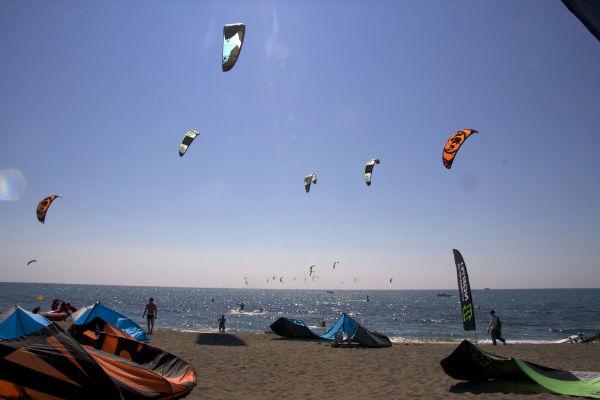 Alquiler de apartamentos en el Estartit: el kitesurf