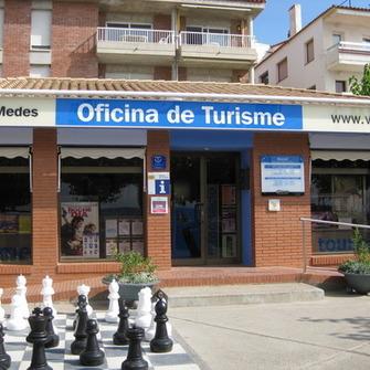 Cambio de ubicación de la oficina de turismo del Estartit