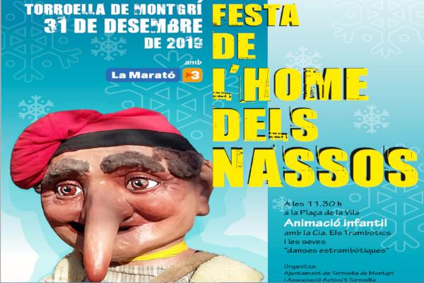 """""""Festa de l'Home dels Nassos"""" – Diciembre 2019"""