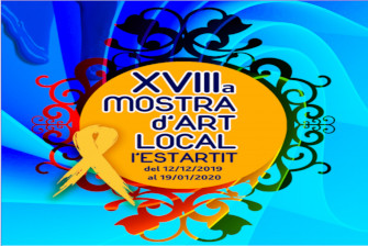 Inauguración de la muestra de arte local l'Estartit – Diciembre 2019