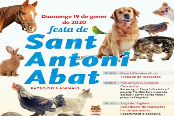 Fiesta de San Antonio Abad – Enero 2020